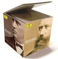Johannes Brahms (1833-1897): Johannes Brahms - Complete Edition (DGG), 46 CDs
