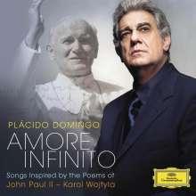 Placido Domingo - Amore Infinito, CD
