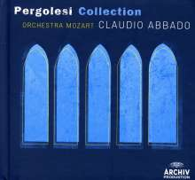Giovanni Battista Pergolesi (1710-1736): Geistliche Werke, 3 CDs