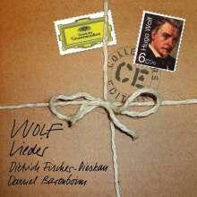 Hugo Wolf (1860-1903): Lieder, 6 CDs