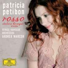 Patricia Petibon - Rosso (Italian Baroque Arias), CD