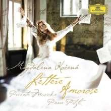 Magdalena Kozena - Lettere Amorose, CD
