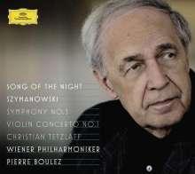 """Karol Szymanowski (1882-1937): Symphonie Nr.3 """"Lied der Nacht"""", 2 CDs"""