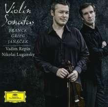Vadim Repin - Violin Sonatas, CD