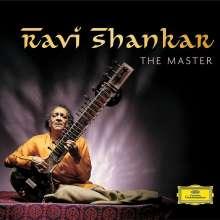 Ravi Shankar (1920-2012): The Master: His Complete Recordings On Deutsche Grammophon, 3 CDs