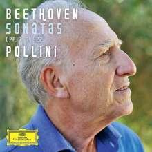 Ludwig van Beethoven (1770-1827): Klaviersonaten Nr.4,9-11, CD
