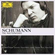Robert Schumann (1810-1856): Robert Schumann - The Masterworks, 35 CDs