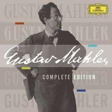 Gustav Mahler (1860-1911): Sämtliche Werke (Complete Edition/DGG), 18 CDs