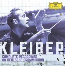 Carlos Kleiber - Complete Recordings on Deutsche Grammophon, 12 CDs