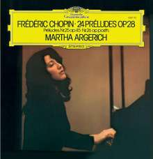 Frederic Chopin (1810-1849): Preludes Nr.1-26, LP