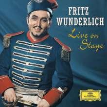 Fritz Wunderlich - Live on Stage, CD
