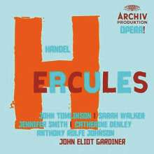 Georg Friedrich Händel (1685-1759): Hercules, 2 CDs