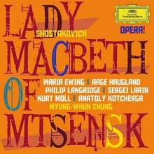 Dmitri Schostakowitsch (1906-1975): Lady Macbeth von Mtsensk, 2 CDs