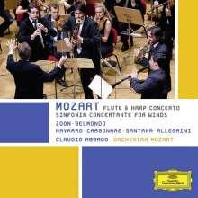 Wolfgang Amadeus Mozart (1756-1791): Sinfonia concertante KV 297 b, CD