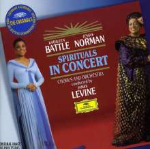 Kathleen Battle & Jessye Norman - Spirituals in Concert, CD
