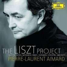 Pierre-Laurent Aimard - The Liszt Project, 2 CDs