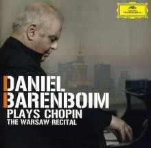 Daniel Barenboim - The Warsaw Recital (Chopin), CD
