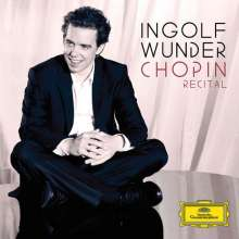 Ingolf Wunder - Chopin Recital, CD