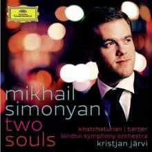 Mikhail Simonyan - Two Souls, CD