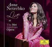 Anna Netrebko - Live from the Metropolitan Opera, CD