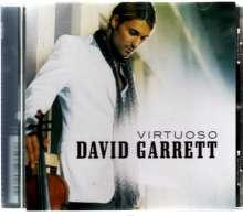 David Garrett: Virtuoso, CD