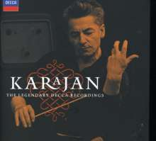 Herbert von Karajan - The Legendary Decca Recordings, 9 CDs