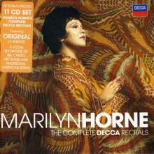 Marilyn Horne - The Complete Decca Recordings, 11 CDs