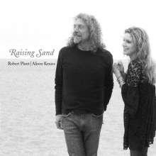 Robert Plant & Alison Krauss: Raising Sand, CD