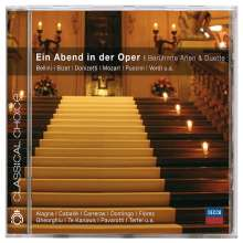 Ein Abend in der Oper - Berühmte Arien & Duette, CD