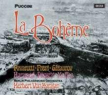 Giacomo Puccini (1858-1924): La Boheme (Deluxe Edition), 2 CDs