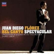 Juan Diego Florez - Bel Canto Spectacular, CD
