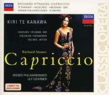Richard Strauss (1864-1949): Capriccio, 2 CDs