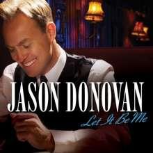 Jason Donovan: Let It Be Me, CD