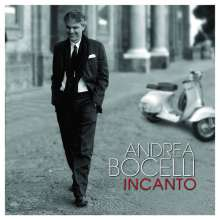 Andrea Bocelli: Incanto, CD