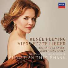 Renee Fleming singt Strauss, CD