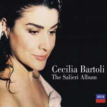 Cecilia Bartoli - The Salieri Album, CD