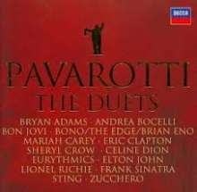 Luciano Pavarotti: The Duets, CD