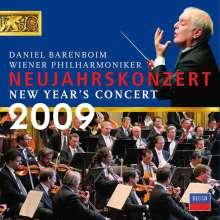 Das Neujahrskonzert Wien 2009, 2 CDs