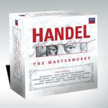 Georg Friedrich Händel (1685-1759): Georg Friedrich Händel - The Masterworks (Decca), 30 CDs