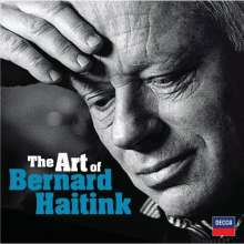 The Art of Bernard Haitink, 7 CDs