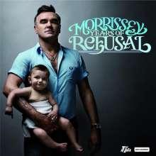 Morrissey: Years Of Refusal, CD