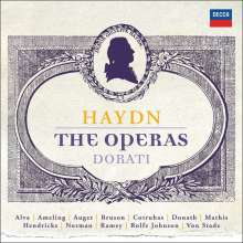 Joseph Haydn (1732-1809): Die Esterhaza-Opern, 20 CDs