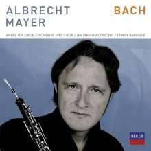 Albrecht Mayer - Bach (Werke für Oboe,Chor & Orchester), CD