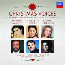 Christmas Voices - The Essential Sacred Songs, 2 CDs