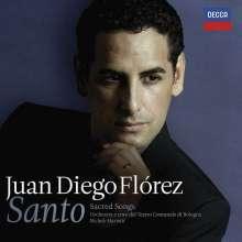 Juan Diego Florez - Santo (Sacred Songs), CD