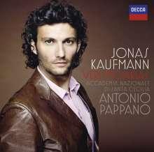 Jonas Kaufmann - Verismo Arias, CD