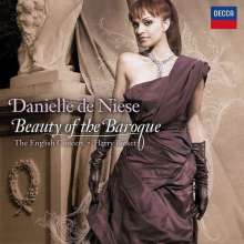 Danielle de Niese - Beauty of the Baroque, CD