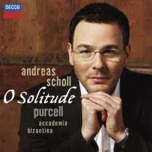 Andreas Scholl - Oh Solitude, CD