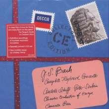Johann Sebastian Bach (1685-1750): Klavierkonzerte BWV 1052-1058, 4 CDs