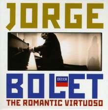Jorge Bolet - Romantic Virtuoso, 4 CDs